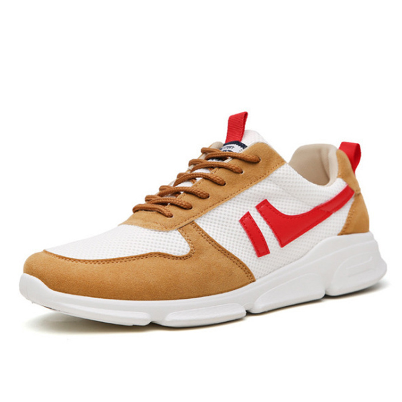 2019 Autumn New Men Shoes Fashion Sports Casual Shoes Men Breathable Trend Running Shoes Sneakers Zapatillas Hombre