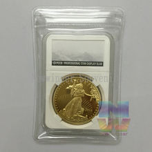 non magnetic Hot selling 2011 USA American gold Eagle one troy oz .999 Bullion coin High quality American eagle with PCCB case