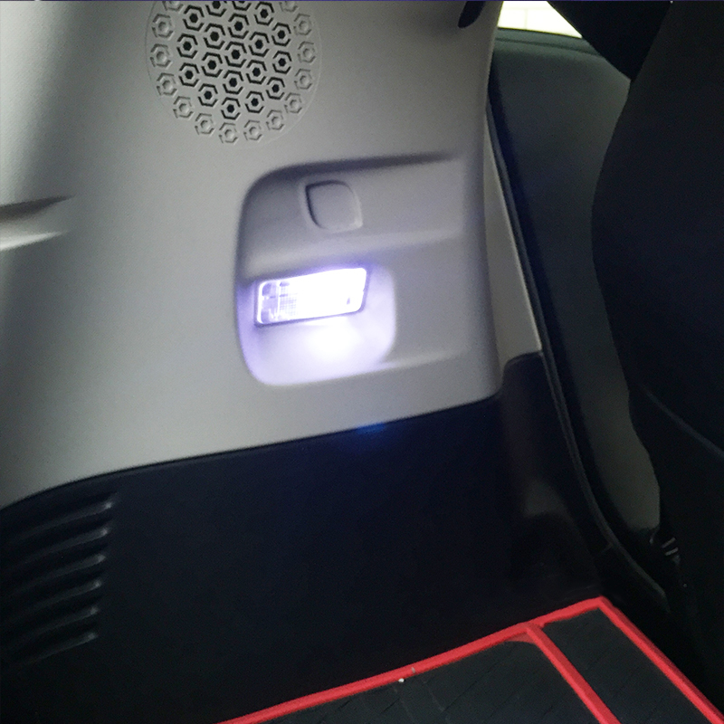 Car Rear Trunk Cargo LED Light Interior Lamp Light Bulb For Smart 453 fortwo forfour Car Accessories
