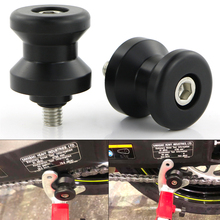 Fit For Ducati 899 PANIGALE 2013-2018 959 2016-2018 MONSTER 821 2014-2018 Motorcycle Swingarm Stand Bobbins Sliders