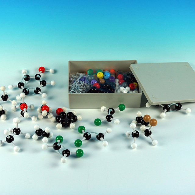 Suitable For Teaching And Laboratory Lnorganic/organic Chemistry Tutorial Chemical Molecular Structure Model Teaching Tool Kit
