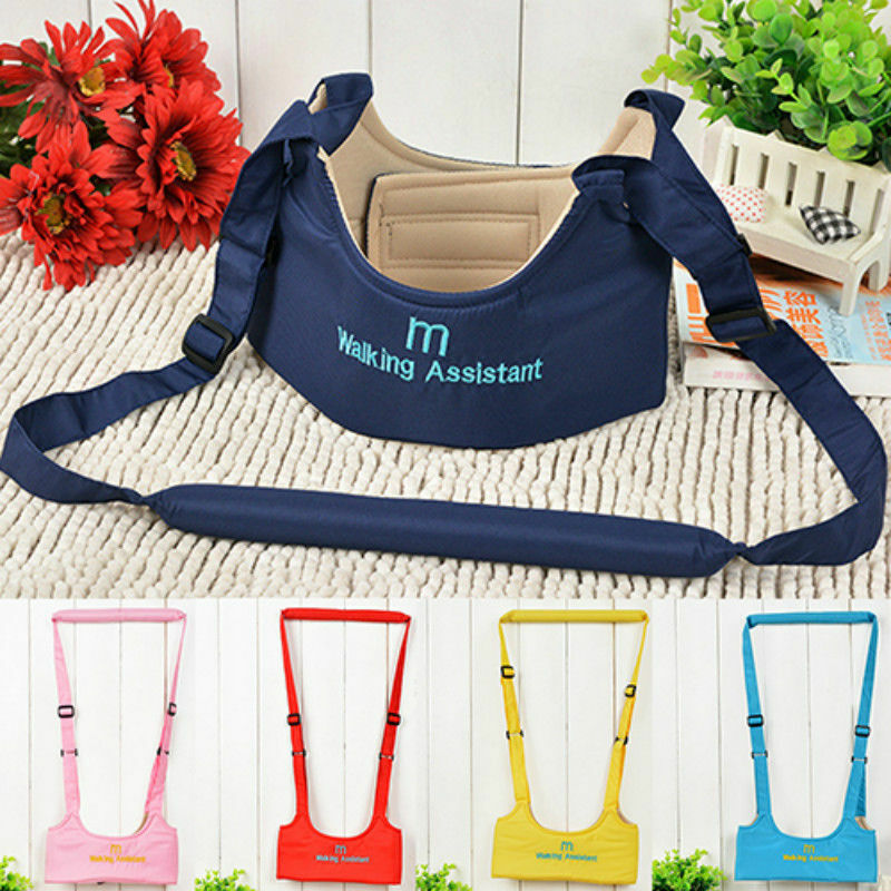 Walk Assistant Baby Kids Toddler Infant Carry Walking Belt Safety Harness Strap
