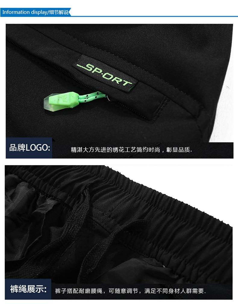 calças de pesca secagem rápida impressão roupas