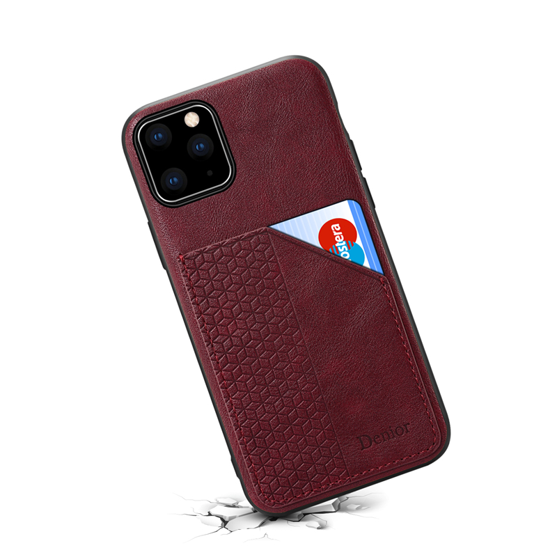 Luxury Leather Card Holder Case for iPhone 11/11 Pro/11 Pro Max 16