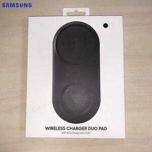 Image 5 - Samsung Original 25W Schnelle Drahtlose Ladegerät 2,0 Duo Pad Für Samsung Galaxy S10 S10 + S10E Galaxy Uhr Aktive galaxy Getriebe S4 S3