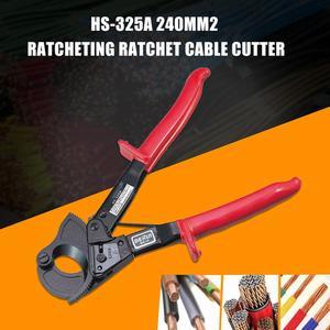 Image 2 - HS 325A 240mm2 Ratschen Ratsche Kabel Cutter Deutschland Design Draht Cutter Dropshipping