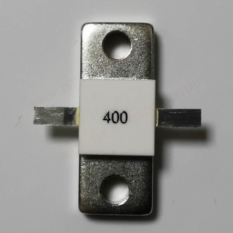 FLANGE RESISTOR 400OHM 250WATT DC-2GHZ RFR400-250 High Power RESISTIVE 400 Ohms 250 Watts FLANGED MOUNT RESISTORS