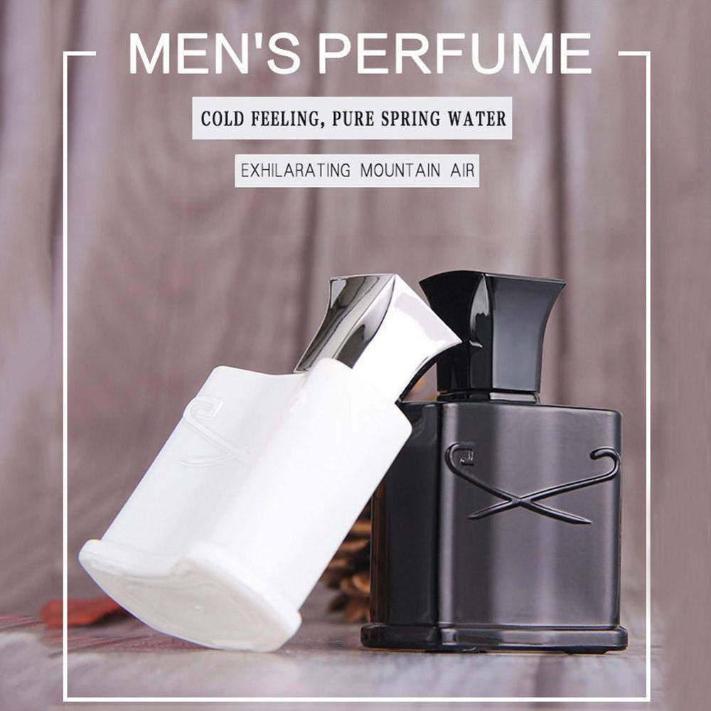 Perfumed For Men Fresh Temptation Glass Bottle Male Spray Original Parfume Gentleman Fragrance Woman Lasting Perfumed Fragr Z0A8
