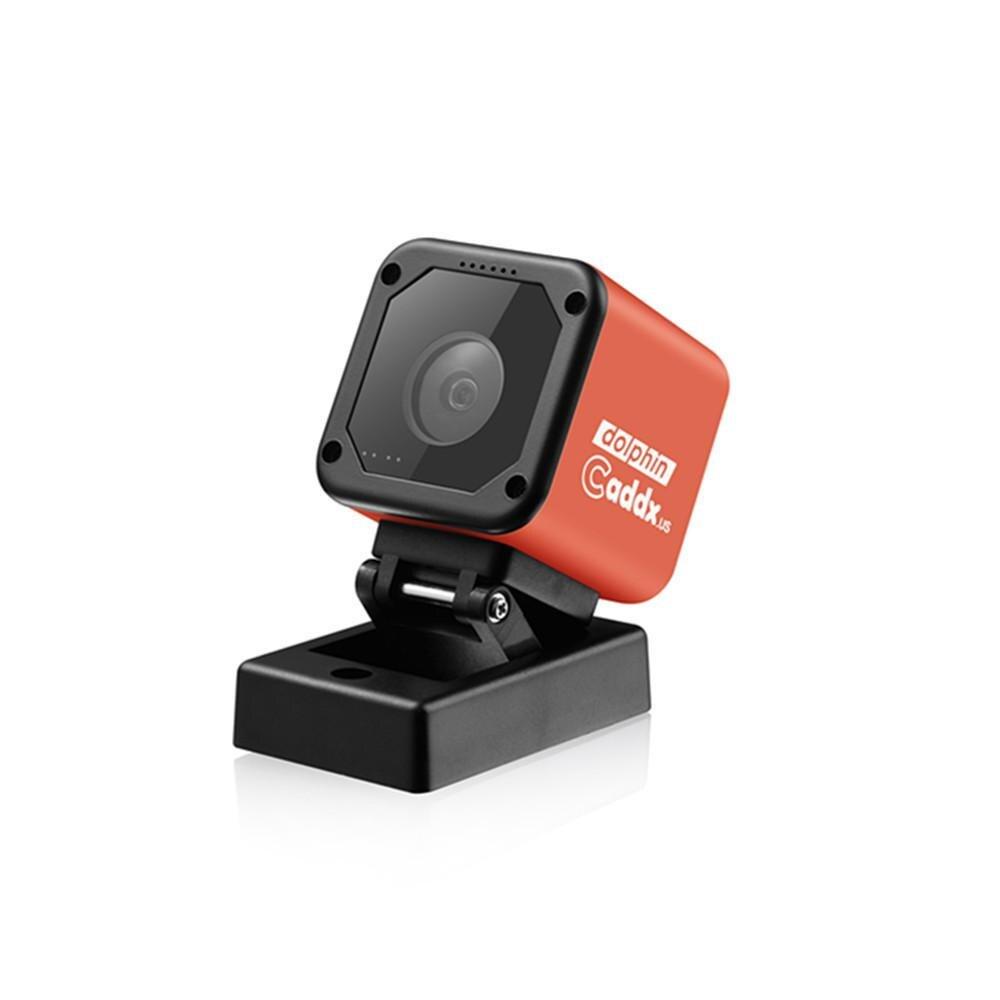 Caddx Dolphin Starlight 1080P DVR Автомобильный видеорегистратор HD Запись Wi Fi 150 градусов мини Экшн Спортивная камера Интернет поток Cam