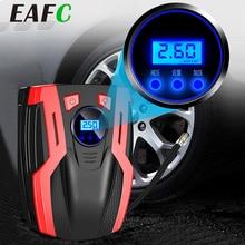 EAFC air pump camping tire inflator for car motorcycle tornador electric ballon Portable