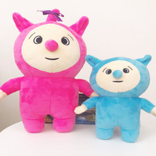 20-30cm Baby TV Billy and Bam Plush Figure Toy Soft Stuffed Doll For Kids Birthday Gift Toys cheap OYIP Short Plush Unisex Movie TV 2-4 Years 5-7 Years 8-11 Years Environmental Protection PP Cotton BL-26