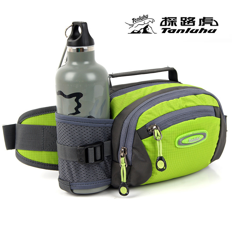 Nylon Molle Belt Pouch Hiking Camping Running Phone Case Pocket Waist Fanny Bag