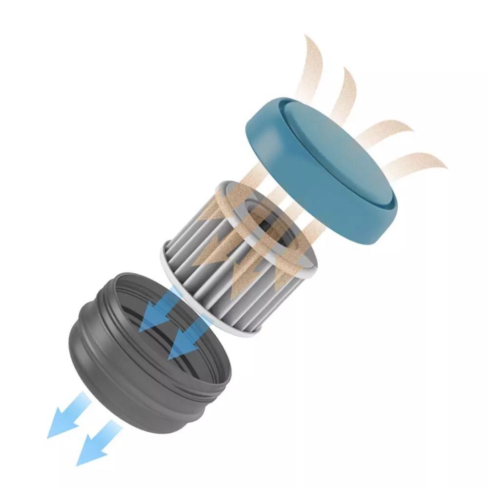 Image 3 - Youpin Woobi Play маска для взрослых 4 слойная Защитная односторонняя маска для лица с клапаном PM2.5 воздухопроницаемая Пылезащитная маскаМаски    АлиЭкспресс