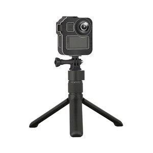 Image 5 - Alüminyum alaşım koruyucu kafes standart çerçeve 2 soğuk ayakkabı dağı GoPro Max 360 eylem kamera canlı akışı Vlog parçaları