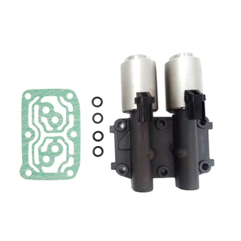 Car Transmission Dual Linear Shift Solenoid for Honda Accord Elements for Acura TSX ILX 28260-R90-004 28260R90004