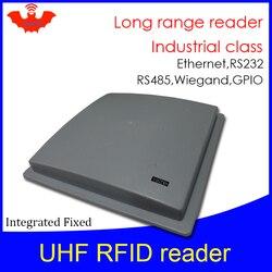 UHF قارئ رفيد المدى الأوسط (أكثر من 6 م) فيكيتيك 61 م مانوفاكتوري التحكم في الوصول rs232 485 يجاند إيثرنت قارئ متكامل