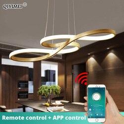Lampe de musique blanche, noire ou dorée, éclairage d'intérieur, Luminaire décoratif de plafond, idéal pour une cuisine ou une salle à manger
