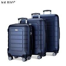 Новинка, 20''24/28 дюймов, набор чемоданов для путешествий, чемодан на колесиках, чемодан на колесиках, сумка для багажа, сумка для переноски, модная сумка