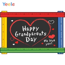 Fond Photographie Happy Grandparents Day Text Photography Backgrounds Customized Photographic Backdrops For Photo Studio customized happy hanukkah photocall shining gold photography backdrops personalized photographic backgrounds for photo studio