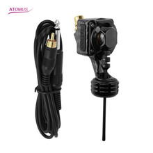 New Tattoo Pen Rotary Tattoo Machine Gun Profissional Grip Tubes Liner Tattoo Motor RCA Power Cable Shader Permanent Makeup
