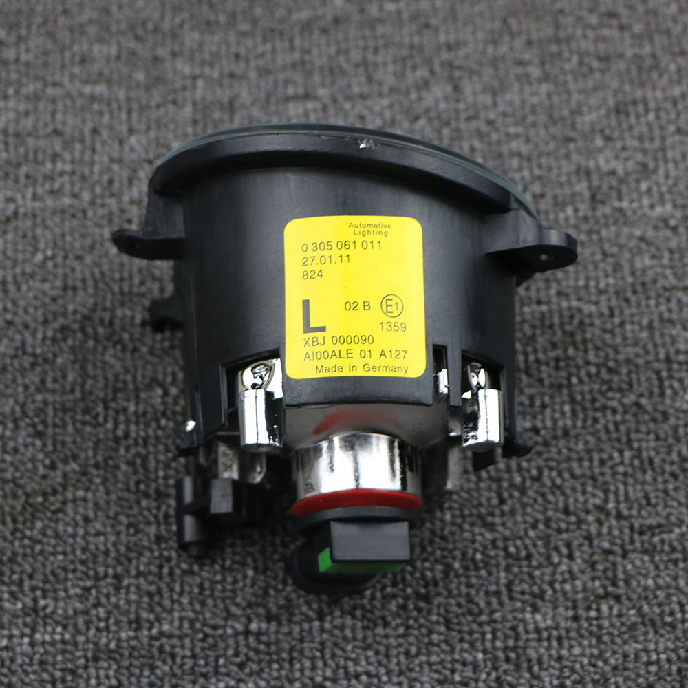 XBJ000090 Left Driving Front Bumper Fog Light With bulb For Land Range Rover sport Discovery 3 2003 2004 2005 2006 2007 08 2009