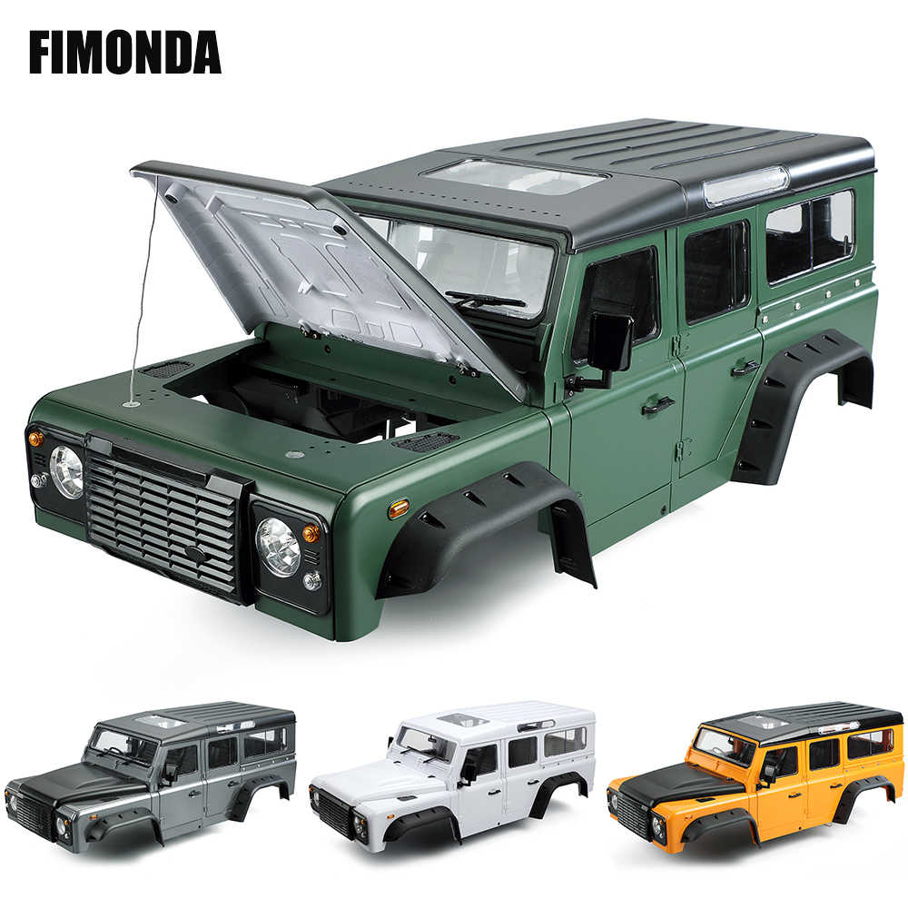 Axial SCX10 Land Rover Defender D90 Body mounts set for Hardbody RC 1//10