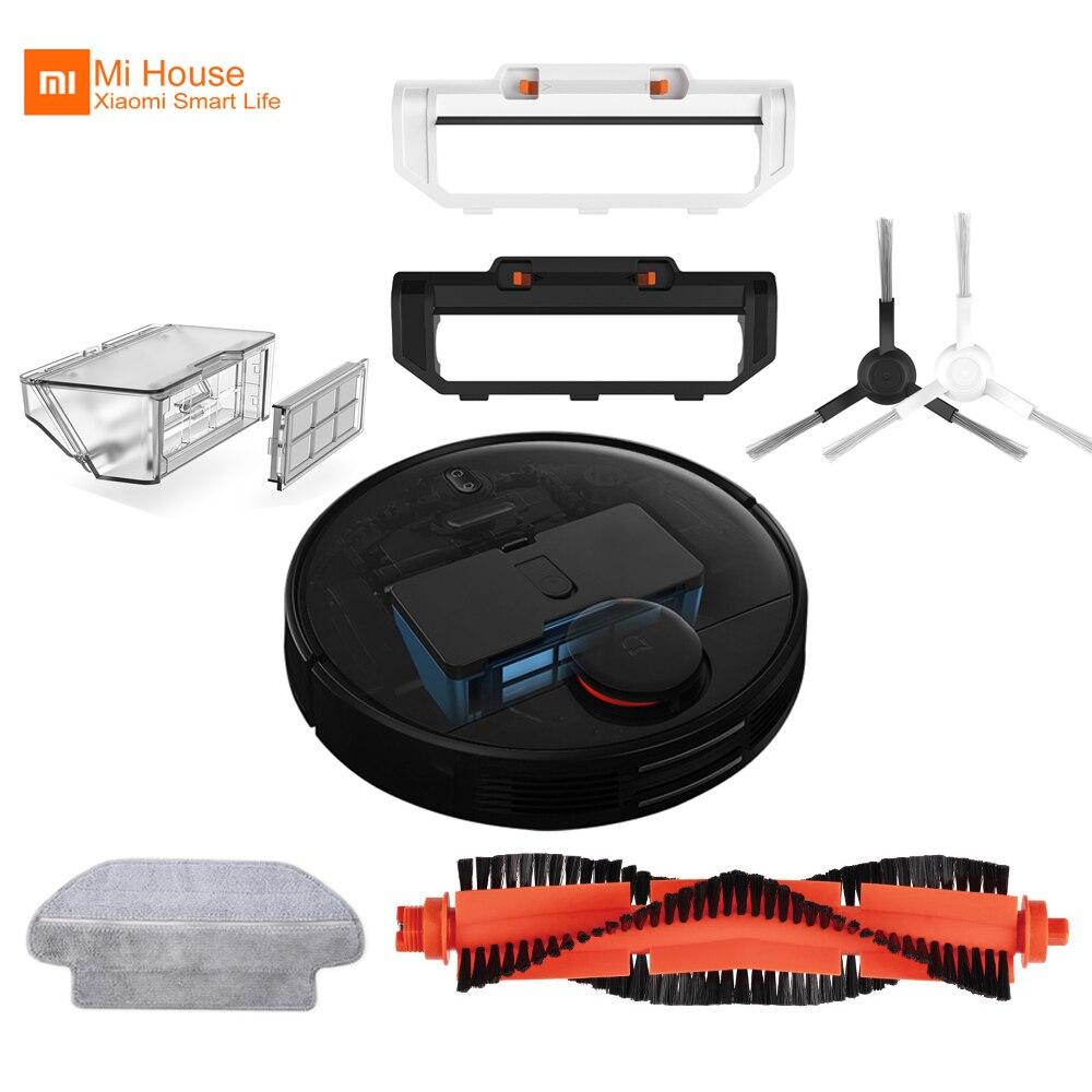 Original Xiaomi STYTJ02YM Roborock Robot Vacuum Cleaner Accessories Mop  Brush Etc Only Accessories Not Include Roborock Robot