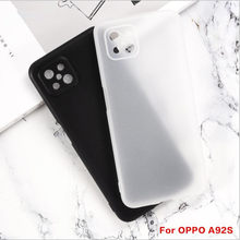 Para oppo a92s casos anti-knock caso tpu macio para oppo a92s anti skid silicone proteção capa traseira