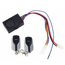 Ebike caixa de controle alarme indução inteligente remoto sem fio universal à prova dwaterproof água bicicleta elétrica substituição