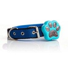 Умный gps-трекер, ошейник для кошек, собак, домашних животных, gps-локатор, беспроводной, отслеживание в реальном времени, для собак, водонепроницаемый, защита от потери, устройство поиска