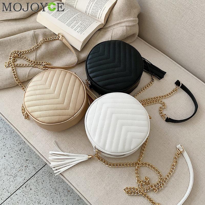 Bolsos Para Mujer Women Shoulder Bag Round Bag Female Handbag Designer Handbags Crossbody Bags For Women