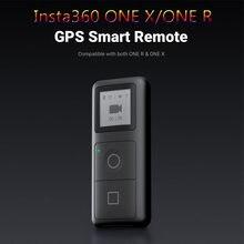 Insta360 ONE x2 / ONE X / ONE R GPS Control remoto inteligente para cámara de acción VR 360 cámara panorámica