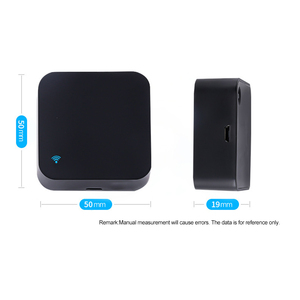 Image 5 - Smart Intelligent Universal Remote Controller 2.4GHz WIFI IR Remote controller work with Alexa,Google home for Home Automation