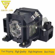 ELPLP38 Projector Lamp for EPSON EMP-1700 EMP-1705 EMP-1707 1710 1715 -1717 EX100 PowerLite 1700c 1705c 1710c 1715c Projectors elplp38 v13h010l38 original projector lamp with housing for epson powerlite 1700c powerlite 1705c powerlite 1710c
