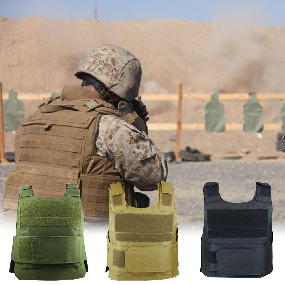 Black Hawk Green Sports Vest Down Body Armor Plate Tactical Airsoft Carrier Vest CB Camo Woodland Hunting Combat CS Vest