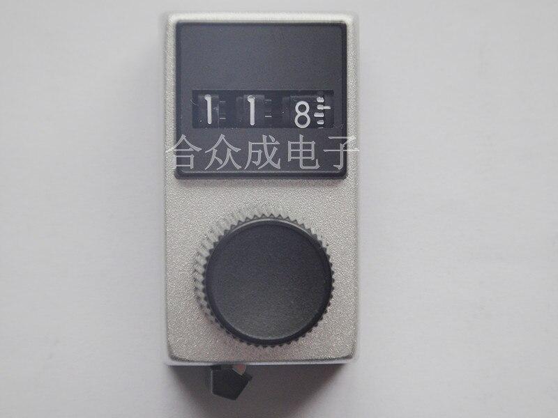 [VK] spectrol 10 bouton de comptage multi-tours bouton numérique nouveau commutateur authentique original
