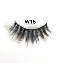 Factory wholesale natural length faux mink 4D eyelashes Chemical eyelashes wholesale price wholesale