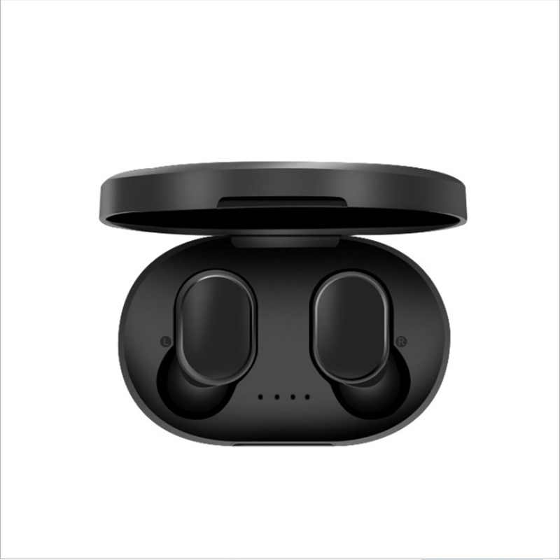 Hot Sales <font><b>A6S</b></font> Bluetooth Headsets <font><b>Wireless</b></font> Earbuds 5.0 <font><b>TWS</b></font> Earphone Noise Cancelling Double HD Mic for Xiaomi Huawei Samsung image