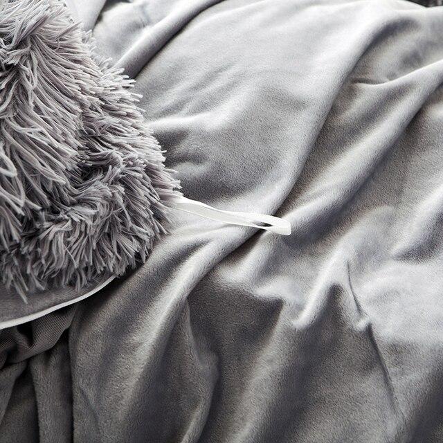 Warm Fluffy Blanket for Bed 6