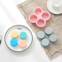 4 отверстия формы для мыла ручной работы diy силиконовые шоколада