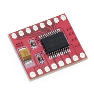 Image 3 - TB6612 Dual Motor Driver 1A TB6612FNG Microcontroller Beter dan L298N Voor Arduino