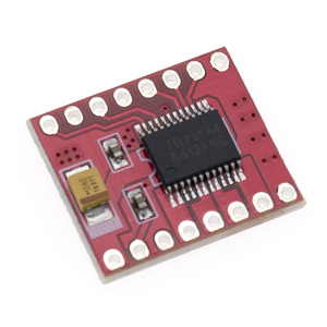 Image 3 - TB6612 Dual Motor Driver 1A TB6612FNG  Microcontroller Better than L298N for Arduino