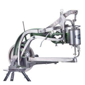 Image 3 - 中国パッチャーマニュアル靴製造機パッチ修復機器革の縫製
