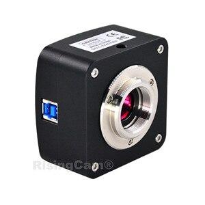 Image 5 - E3 20MP SONY imx147 CMOS sensor USB3.0 digital video biological microscope Camera