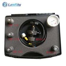 Accumulateur hydraulique à pression de charge, kit de charge, gaz azoté, outil gonflable FPU-25, 5/16-32UNF 7/8UN