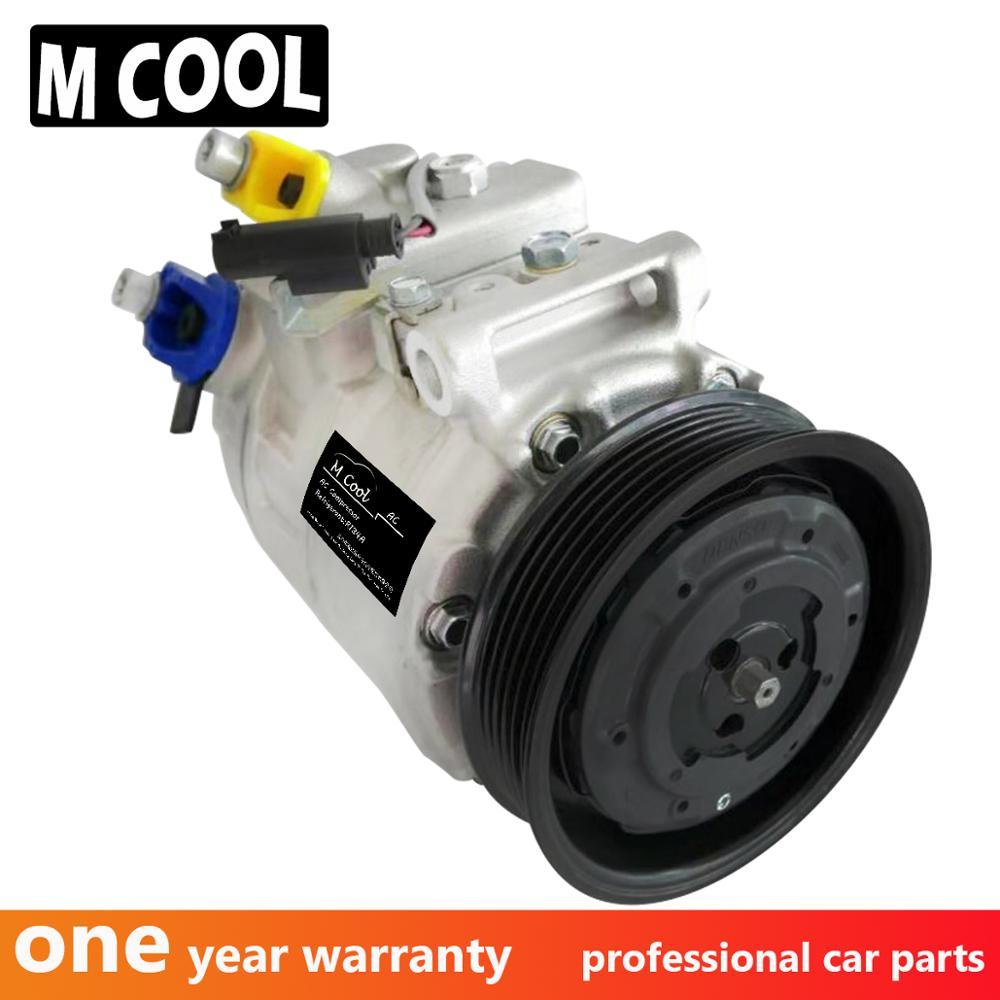 For 7SEU17C Auto AC Compressor BMW 1 E81 130 BMW 3 E90 325 330 E92 325 330 E91 325 330 2005 2012 6956716 64526956716