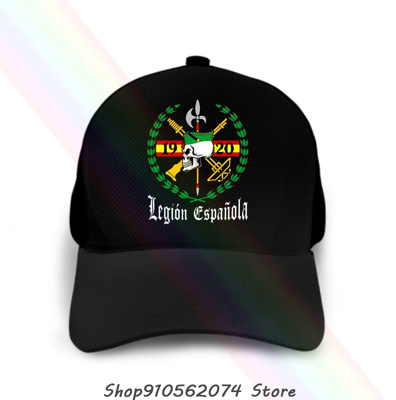 Sincere Spanish Legion Army Soldier Legion Espanola 1920 Legionario Tercio Cap Colours Are Striking