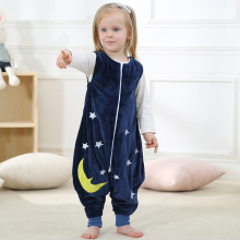 MICHLEY/Детская сумка для сна; сезон осень-зима; Детский комбинезон; фланелевое одеяло с рисунком животных для малышей; детские пижамы; цельнокроеное одеяло; Пижама; SP003