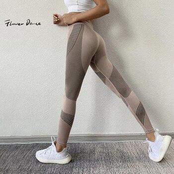 FlowerDance Sport Leggings Sport Women Fitness Gym Leggings Yoga Pants Seamless Energy High Waist Push Up.jpg 350x350 - FlowerDance Seamless Energy High-Waist Push-Up Sport Leggings