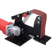 Mini Table Belt Grinder Woodworking Grinding Tool Angle Grinder 580 x 30 mm with 5 m//min Belt Speed for Grinding polishing Ccylez Belt Grinder